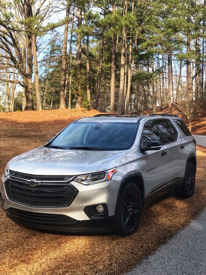 Cargo Space, Third Row Seating & Tech: 2019 Chevrolet ...