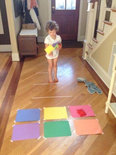 Rainy Day Kids Activities, Rainy Day Activities For Toddlers, Rainy Day Activities, Kids Play Ideas