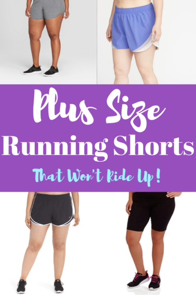 Best Plus Size Running Shorts: Don't let those curves chafe! These are the best plus size running shorts to keep you moving without worry. #Running #RunningTips #Fitness #RunningClothes #FitnessGear