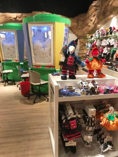 Build A Dino Workshop Disney Springs, Build A Dino, T-Rex Cafe, Disney Springs, Kids Stuff at Disney Springs