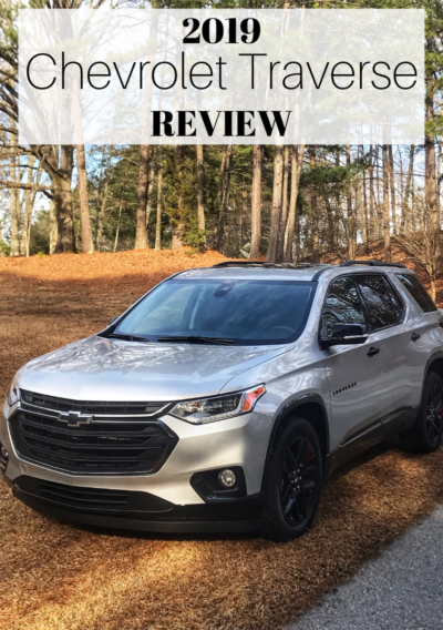 2019 Chevrolet Traverse Review: Read how Chevy found harmony between style, safety and tech. Plus, read why it's the perfect mid-size family SUV. #Chevrolet #SUVReview #ChevyLife #2019Chevrolet #CarReview