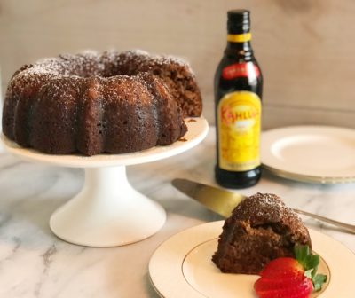 Chocolate Kahlua Cake, Chocolate Kahlua Cake Recipe, Chocolate Bundt Cake, Boozy Cake Recipe, Cake, Baking