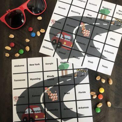 Printable Travel Bingo For Kids: FREE & Fun Entertainment