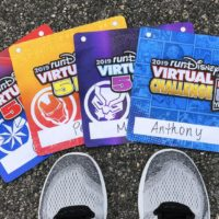 2019 Run Disney Virtual Races: Celebrates 80 Years of Marvel