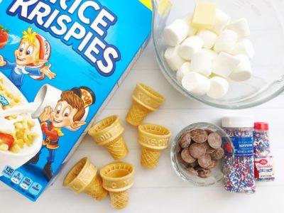 4th of July Kids Snack Idea, 4th Of July Kids Dessert, 4th Of July Dessert, Patriotic Kids Dessert, Patriotic Dessert Ideas