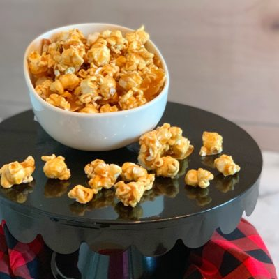 Easy Baked Caramel Corn Recipe – Without Corn Syrup