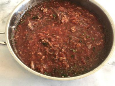 Baked Ziti, Baked Ziti Casserole, Baked Ziti Casserole With Sausage, Easy Baked Ziti, Italian Casserole