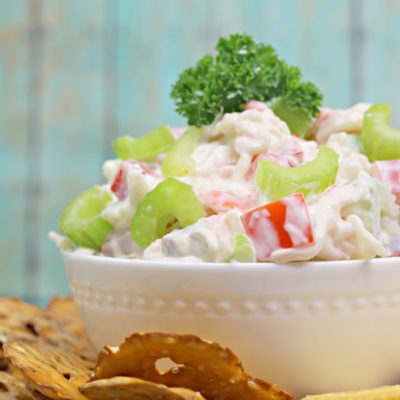 Quick Southwest Crab Dip Recipe – Mix, Serve & Enjoy!