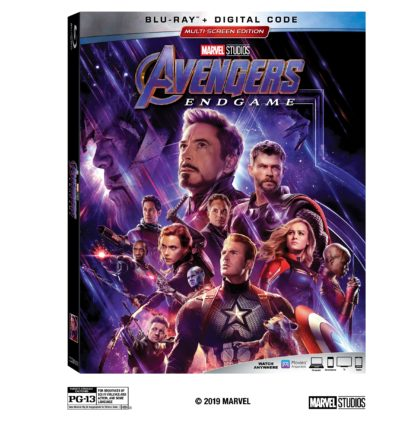 Avengers: Endgame DVD, Captain America Cocktail Recipe, Avengers Endgame on DVD
