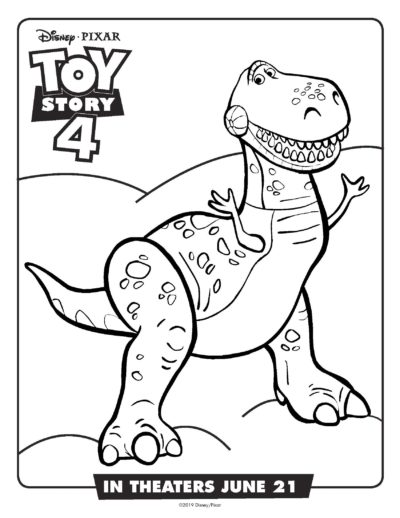 Toy Story Coloring Pages | Disneyclips.com | 518x400