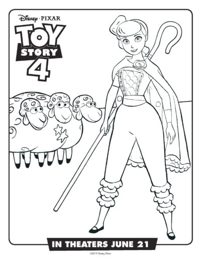 Toy Story 4 Coloring Pages, Toy Story Coloring Pages, Toy Story 4 Coloring Sheets, Toy Story 4 Activity Sheets