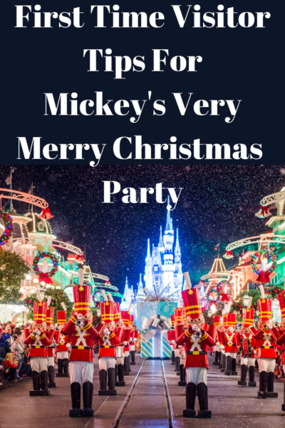 Mickey's Very Merry Christmas Party Guide: If you're heading to Walt Disney World during the holidays, see everything they offer at this hard ticket event! #WaltDisneyWorld #DisneyWorldTips #ChristmasAtDisney #MickeysVeryMerryChristmasParty #MickeysChristmasParty #HolidayAtDisneyWorld