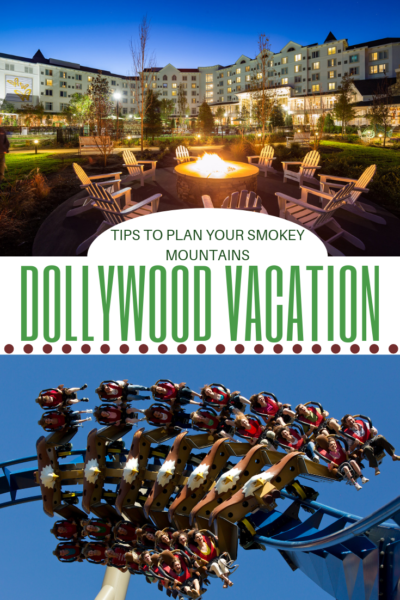 Plan Your Dollywood Vacation: Tips for saving money, staying at the Dream More Resort, Splash Country and taking the kids! #Dollywood #Tenneesee #FamilyTravel #DollywoodPark #DollywoodTips #DreamMoreResort