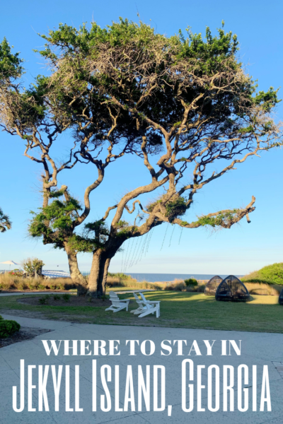 Where to stay on Jekyll Island, Georgia: the best family-friendly hotel + things to do with kids on Jekyll Island. #JekyllIsland #Georgia #Travel #FamilyTravel #Beach #BeachTips