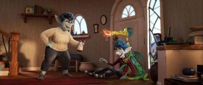 Onward Movie, Onward Pixar, Disney Pixar Onward