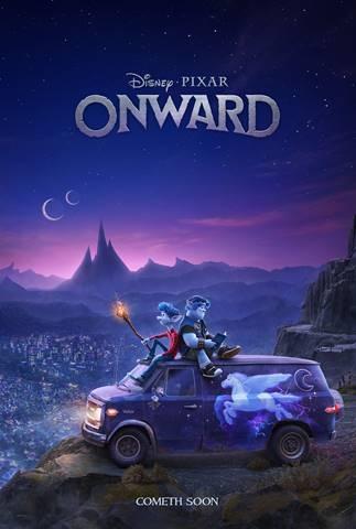 """Watch Disney Pixar's """"Onward"""" Teaser Trailer - starring Chris Pratt! #DisneyMovies #PixarMovies #Onward #MovieTrailers"""