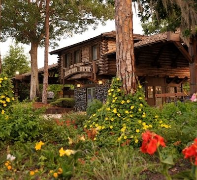 Fort Wilderness Campsites: Camping at Walt Disney World