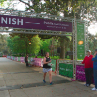 Flat, Scenic & A Great City: Run The Savannah Women's Half & 5k