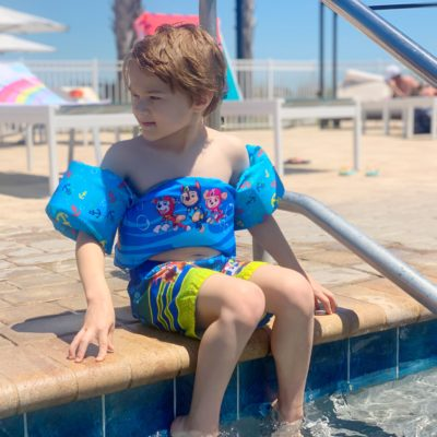 How To Teach Kids To Be Water Confident This Summer | SwimWays