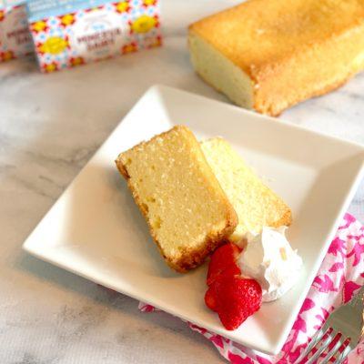 Classic Minerva Butter Pound Cake