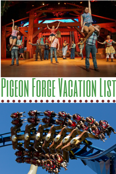Your complete Pigeon Forge guide! Including Pigeon Forge family travel tips, Must-see Pigeon Forge dinner shows and tips for traveling with kids to Pigeon Forge! #Sponsored #MyPigeonForge #PigeonForge #Tennessee #SmokyMountains #GreatSmokyMountains