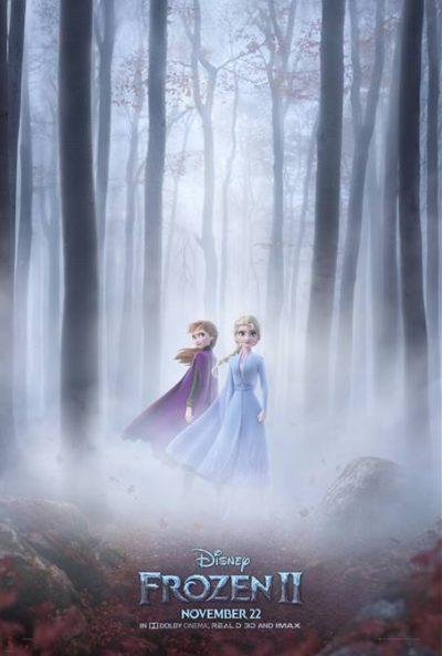 Frozen 2 Poster, Frozen 2 Trailer, Frozen 2 Movie