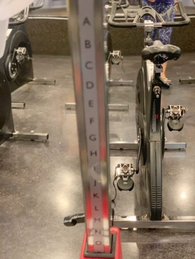 How to set up a spin bike, setting your spin bike, indoor bike settings, How to set up your spin bike for the height