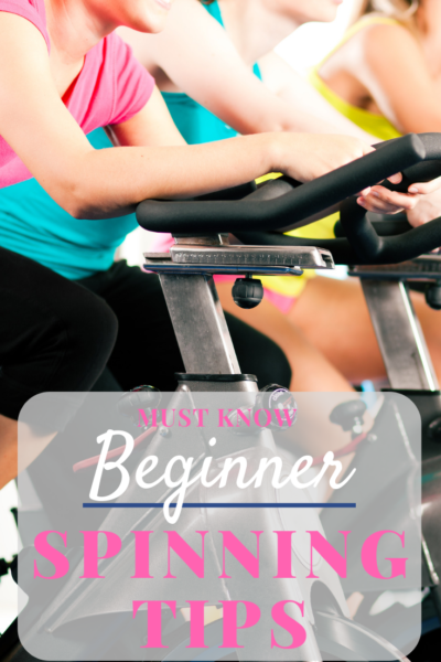 What to know before your first spinning workout! These beginner indoor cycling tips will help boost your confidence before starting. #Spinning #SpinningWorkout #IndoorCycleWorkout #Cycling #CycleBar #SpinningTIps #WorkoutMotivation #WorkoutTips