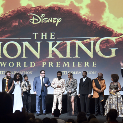 "Disney's Live Action ""The Lion King"" World Premiere Photos"