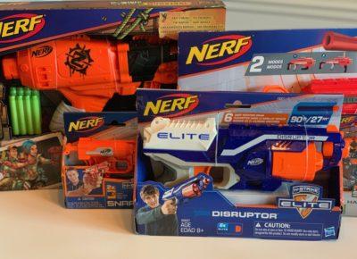 Nerf Nation, Nerf Fest, Nerf Toys At Kroger, Nerf Toys At Fred Meyer