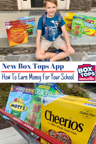 #AD Box Tops For Education have changed! They've gone digital. See how easy it is to raise money for your school community at @Costco. #BoxTopsatCostco #AD