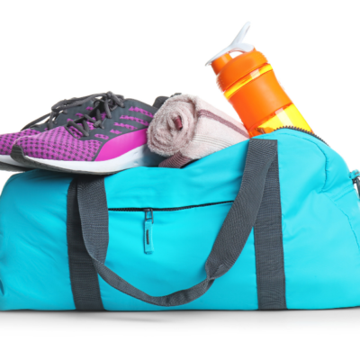 11 Gym Bag Essentials For Her: Never Home Without These