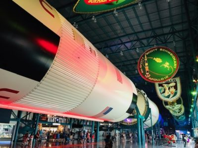 Kennedy Space Center, Saturn V Center, Apollo Landing, Kennedy Space Center Attractions