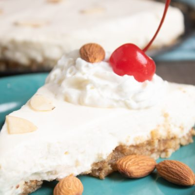 No-Bake Almond Cheesecake: An Easy Dessert For Company Coming