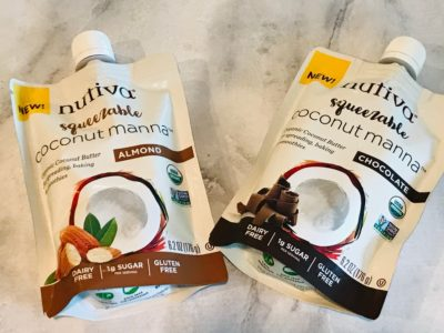 Coconut Butter, Coconut Oil, Flavored Coconut Oil