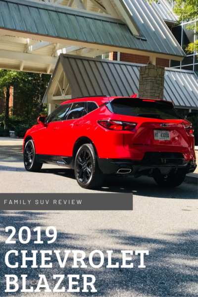 The Chevrolet Blazer isn't the SUV you grew up with. It's had a major transformation that makes it a great family SUV. #Chevrolet #SUVReview #ChevyBlazer #ChevroletBlazerReview