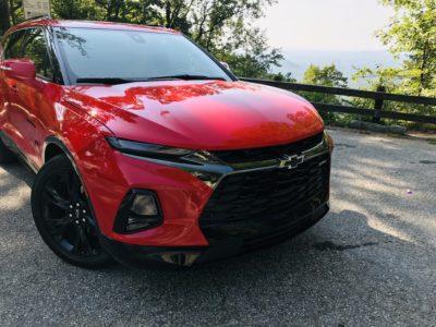 2019 Chevrolet Blazer, Chevrolet Blazer Review, Chevrolet Blazer Comparison
