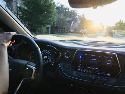 2019 Chevrolet Blazer Safety Features, 2019 Chevrolet Blazer Dashboard