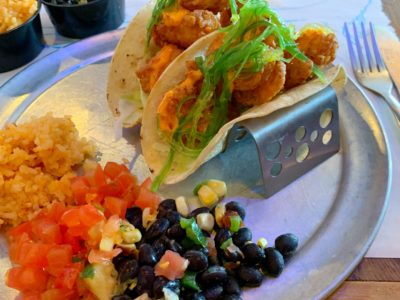 Fannies On The Beach, Tybee Island Restaurants On The Beach, Fannies On The Beach Tacos