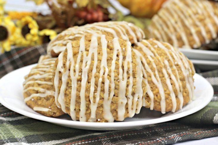 Easy Minerva Pumpkin Butter Cookies For Fall