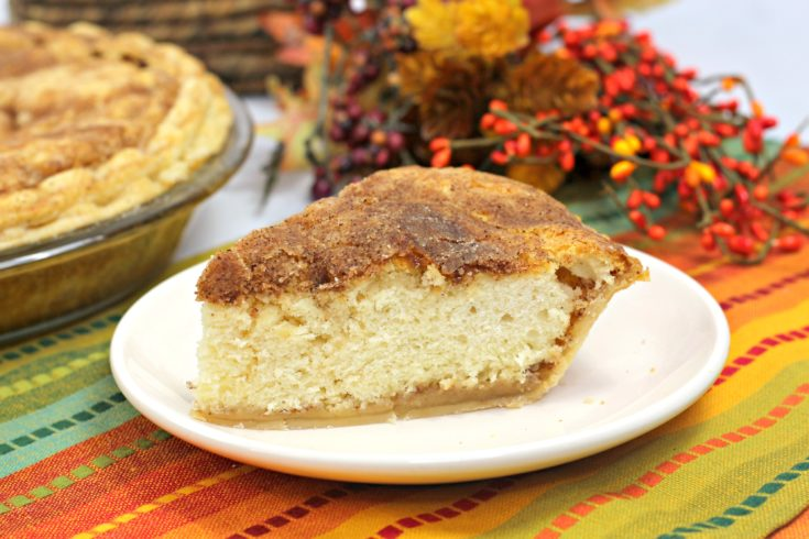 Snickerdoodle Pie Recipe That's So Good It'll Make You Cry
