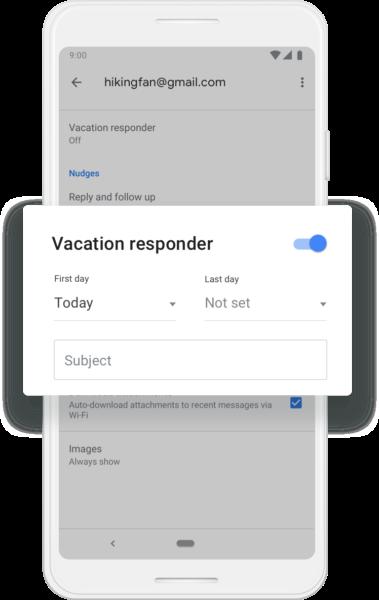 Google Auto-Reply, Gmail Auto-Reply