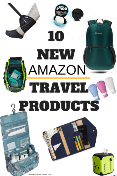 The BEST travel products, on AMAZON, that'll help make travel easier and more comfortable. #Travel #TravelTips #FamilyTravel
