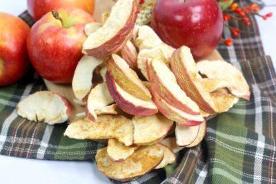 Apple Chips, Bare Apple Chips, Baked Apple Chips, Dried Apple Chips