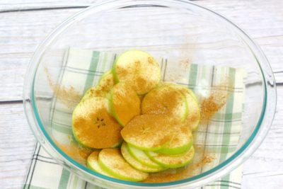 Apple Chips, Air Fryer Apple Chips, Baked Apple Chips