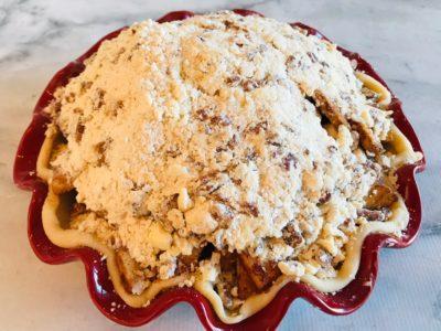 Caramel Apple Pie, Caramel Pecan Apple Pie, Apple Pie Recipe, Easy Apple Pie