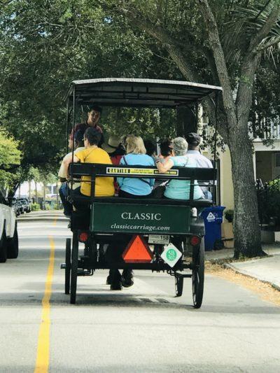 Charleston Carriage Ride, Historic Charleston Tours, Horse-drawn Charleston Tours