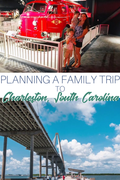 Plan your family-friendly Charleston itinerary with attractions that the kid will love! This is everything you need to know about a Charleston SC with kids trip. #Charleston #FamilyTravel #Travel #CharlestonSC