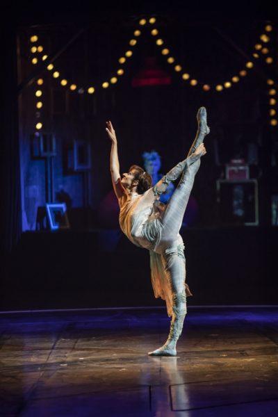 Cirque du Soleil VOLTA, VOLTA Atlanta, VOLTA Atlantic Station