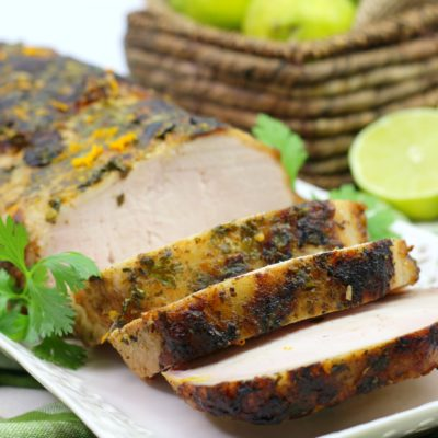 Cuban Mojo Pork That's Marinated To Perfection & Full Of Flavor